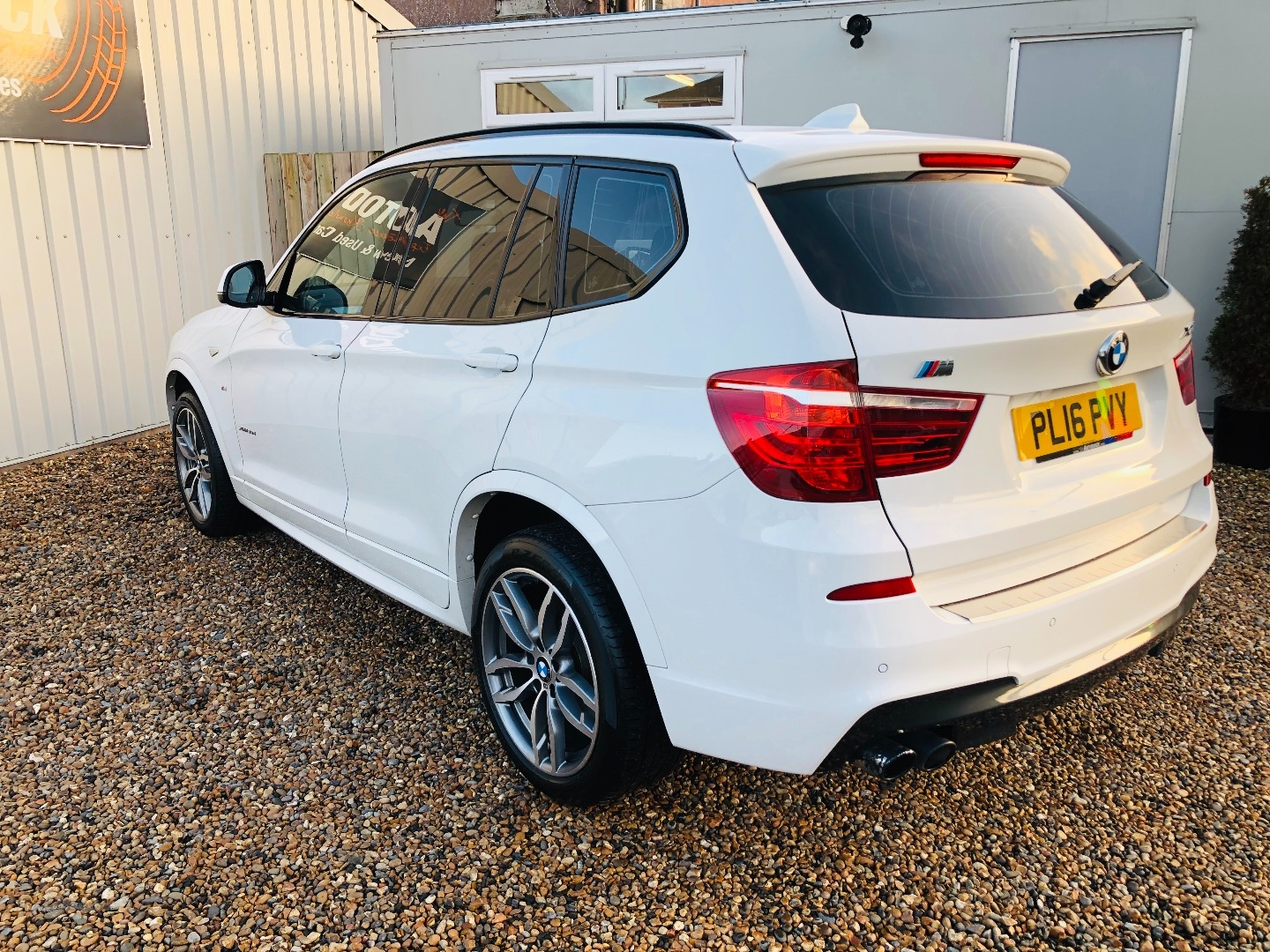 2016 BMW X3 xDrive30d  M  Sport  5dr  Step  Auto Diesel Semi-Automatic  – The Autodock Larne full