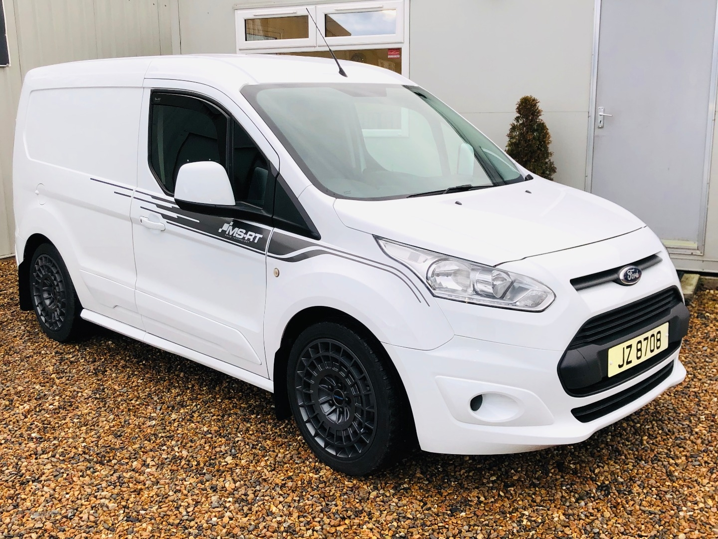 2014 Ford Transit Connect 1.6  TDCi  95ps  Van Diesel Manual  – The Autodock Larne