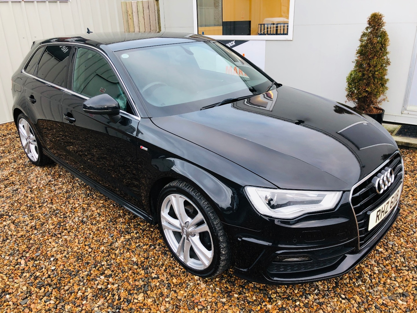 2013 Audi A3 1.6  TDI  S  Line  5dr Diesel Manual  – The Autodock Larne