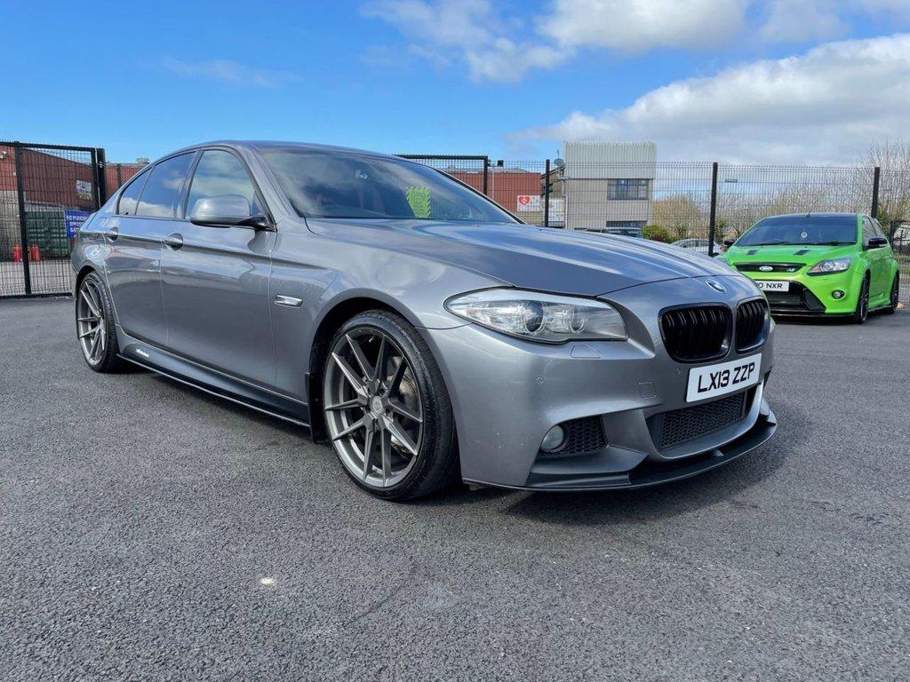 2013 BMW 5 Series 2.0 520D M SPORT Diesel Automatic  – Three Bridge Car Sales Derry