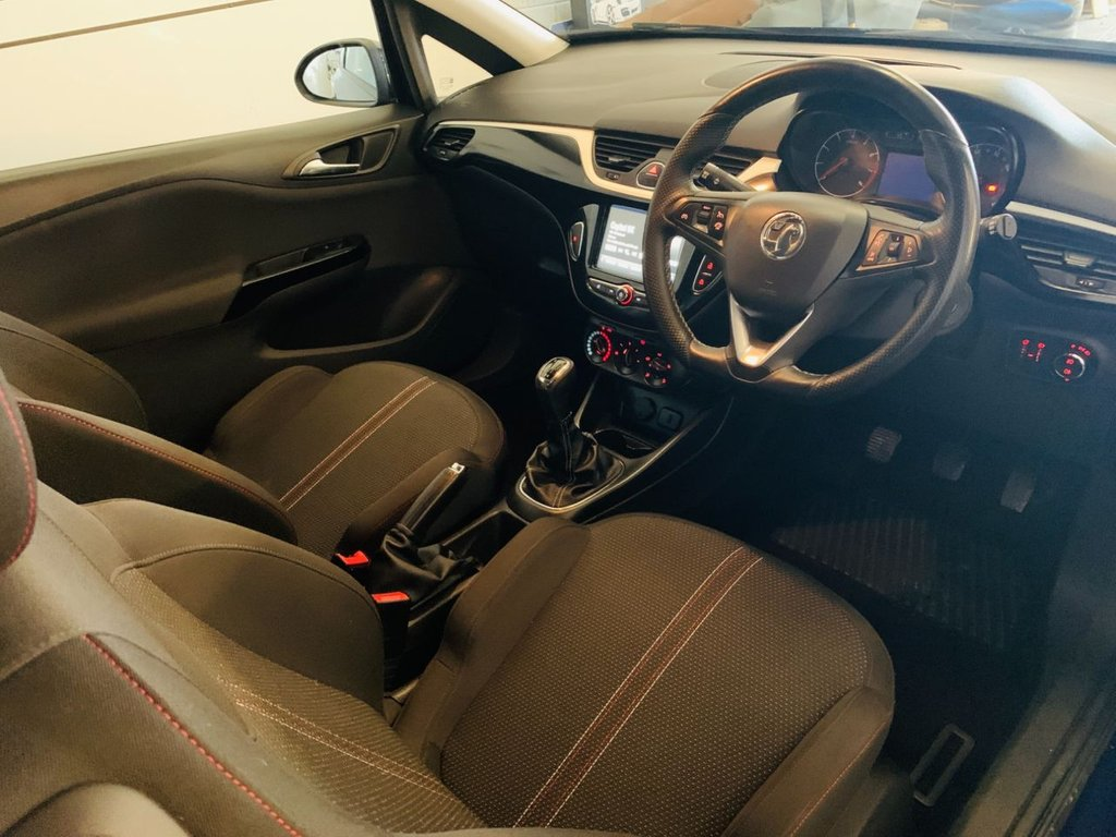 2017 Vauxhall Corsa 1.4 LIMITED EDITION ECOFLEX Petrol Manual  – Three Bridge Car Sales Derry full
