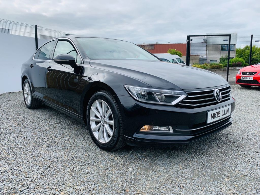2015 Volkswagen Passat 2.0 SE BUSINESS TDI BLUEMOTION TECHNOLOGY Diesel Manual  – Three Bridge Car Sales Derry