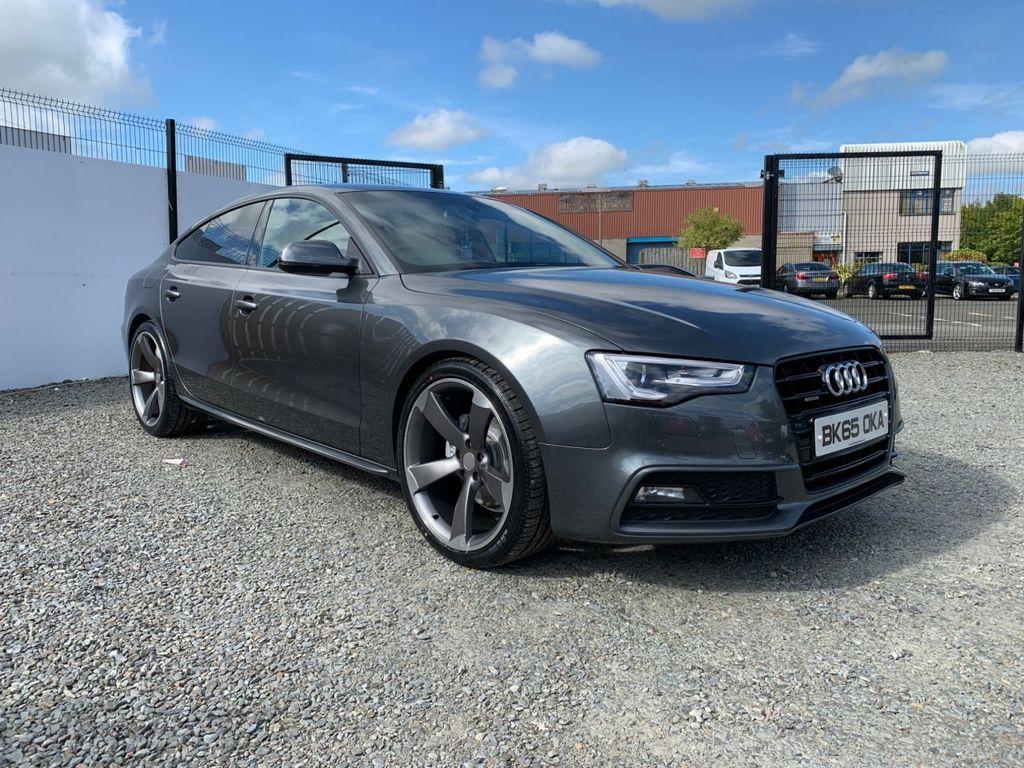 2015 Audi A5 2.0 TDI QUATTRO S LINE Diesel Manual  – Three Bridge Car Sales Derry
