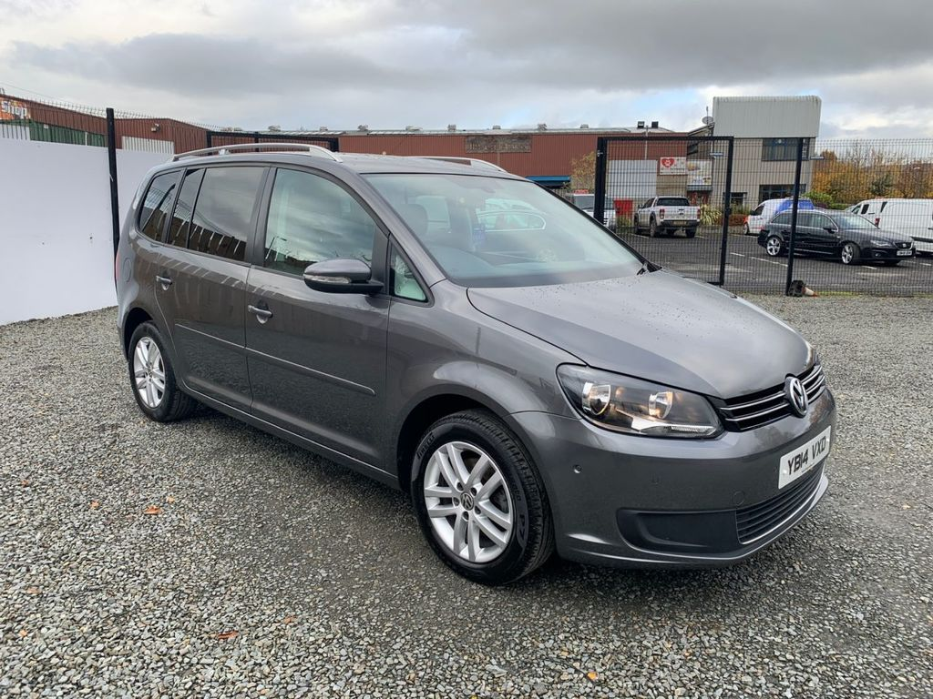 2014 Volkswagen Touran 1.6 SE TDI BLUEMOTION TECHNOLOGY Diesel Manual  – Three Bridge Car Sales Derry