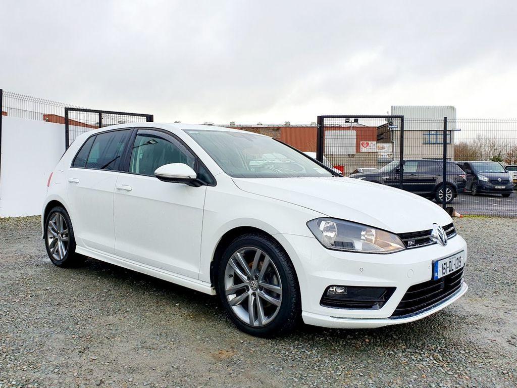 2015 Volkswagen Golf R LINE EDITION Diesel 6-Speed Manual – Mt82 SOUTHERN REGISTERED GOLF R LINE – Three Bridge Car Sales Derry