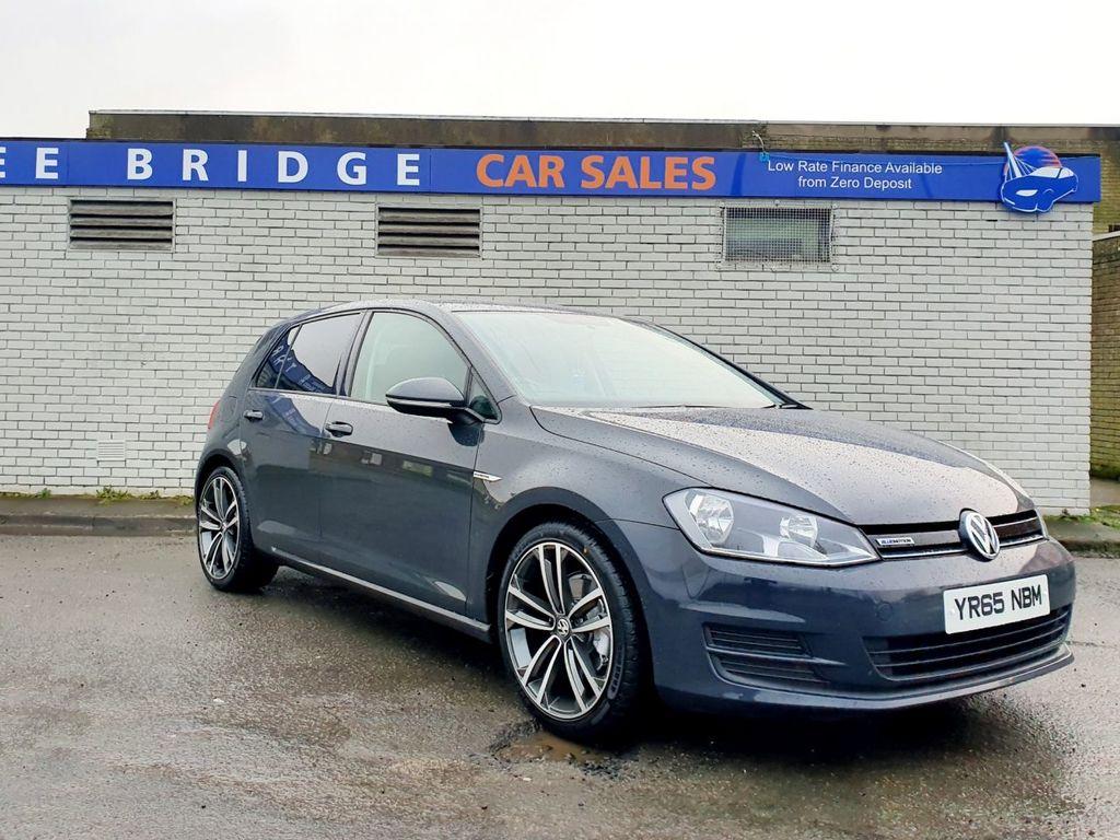 2015 Volkswagen Golf 1.6 BLUEMOTION TDI Diesel Manual UNMARKED URANO GREY MK7 GOLF – Three Bridge Car Sales Derry