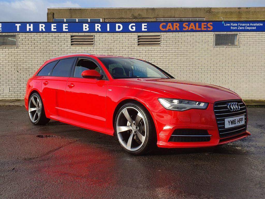 2016 Audi A6 2.0 AVANT TDI ULTRA S LINE Diesel Manual  – Three Bridge Car Sales Derry