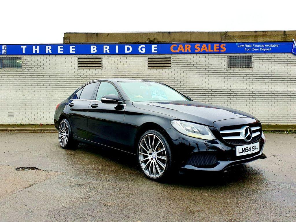 2014 Mercedes-Benz C Class C-CLASS 2.1 C220 BLUETEC SE Diesel Automatic STUNNING 1 OWNER MERCEDES C220 AUTO – Three Bridge Car Sales Derry