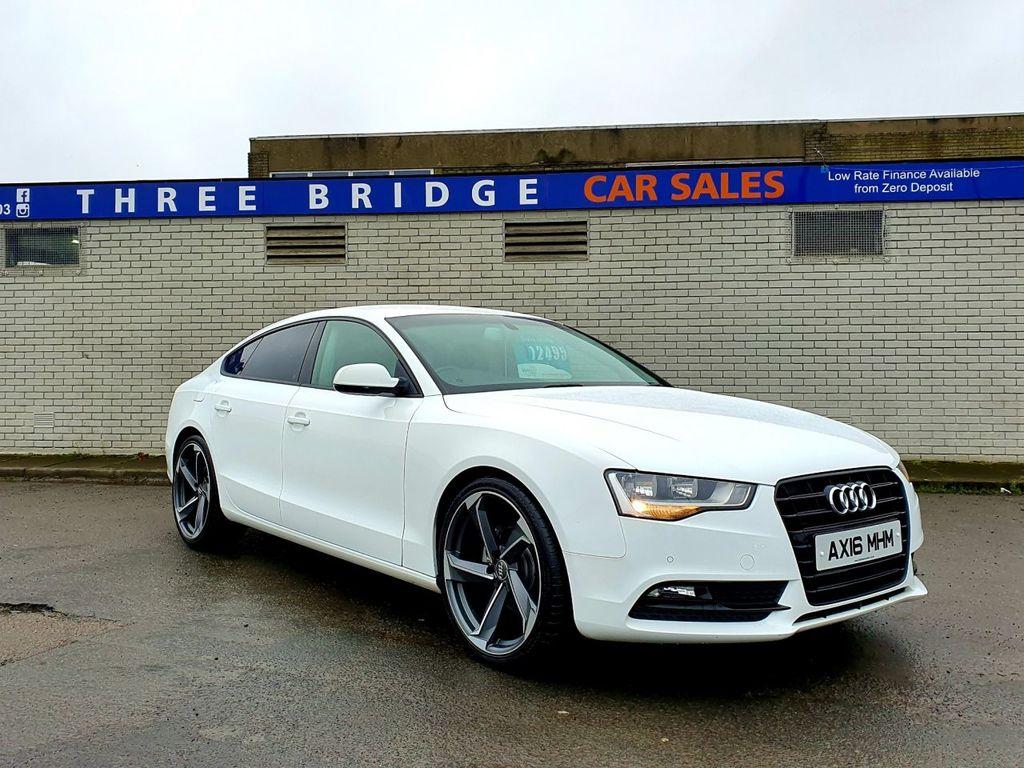 2016 Audi A5 2.0 TDI SE TECHNIK Diesel Cvt BLACK EDITION STYLING – Three Bridge Car Sales Derry