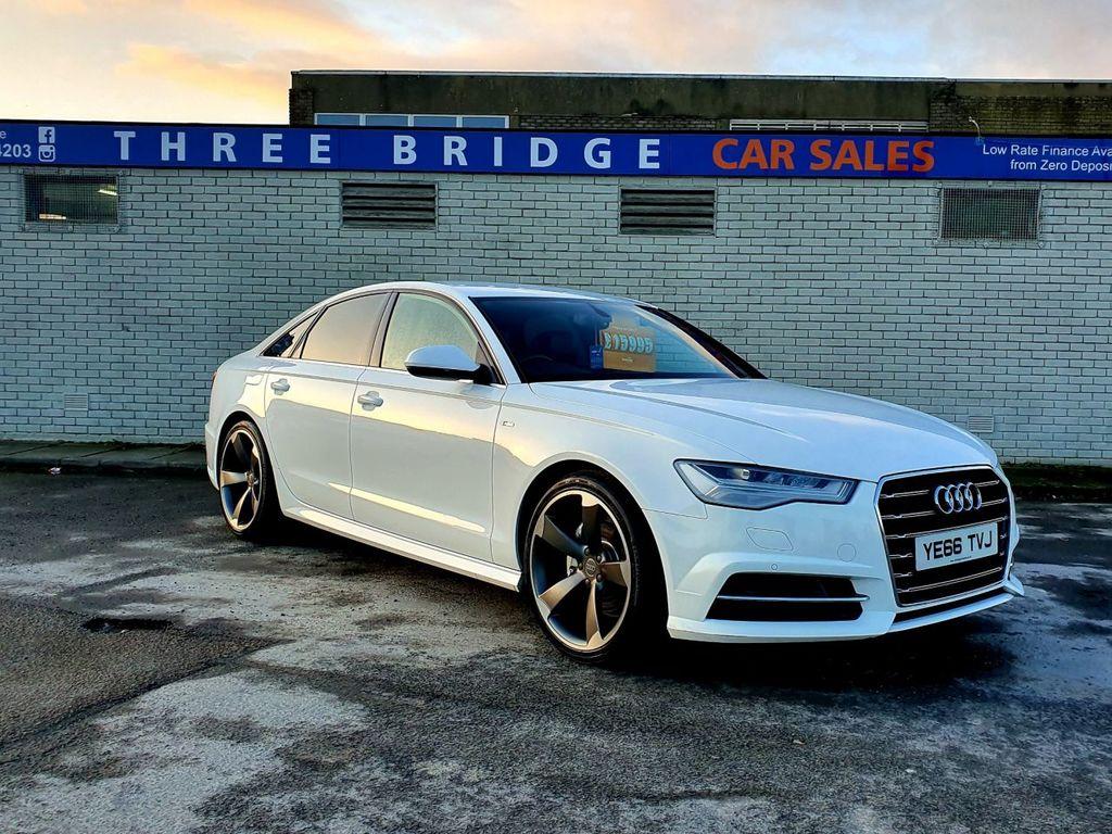 2016 Audi A6 2.0 TDI ULTRA S LINE Diesel Semi Auto BEAUTIFUL AS NEW EXAMPLE – Three Bridge Car Sales Derry