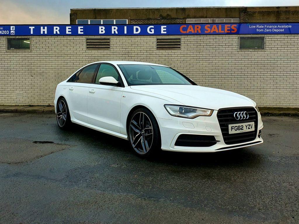 2012 Audi A6 2.0 TDI S LINE Diesel Manual BEAUTIFUL AUDI A6 S LINE – Three Bridge Car Sales Derry