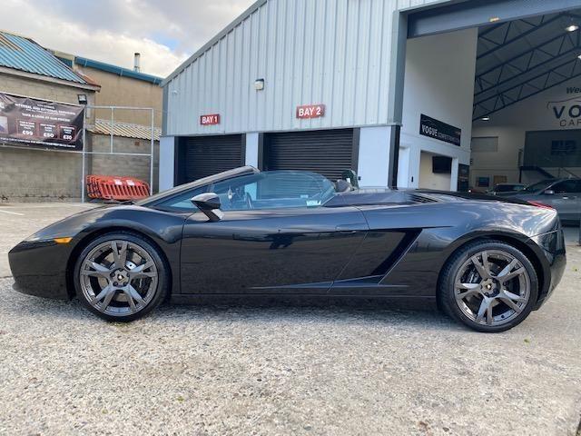 2006 Lamborghini Gallardo V   5.0 V10 SPYDER Petrol Semi Auto  – Vogue Car Sales Derry City full