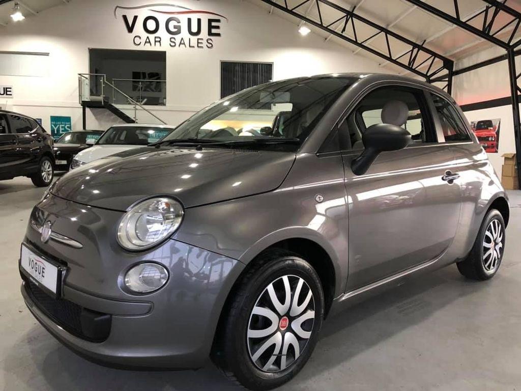2010 Fiat 500 1.2 POP Petrol Manual  – Vogue Car Sales Derry City