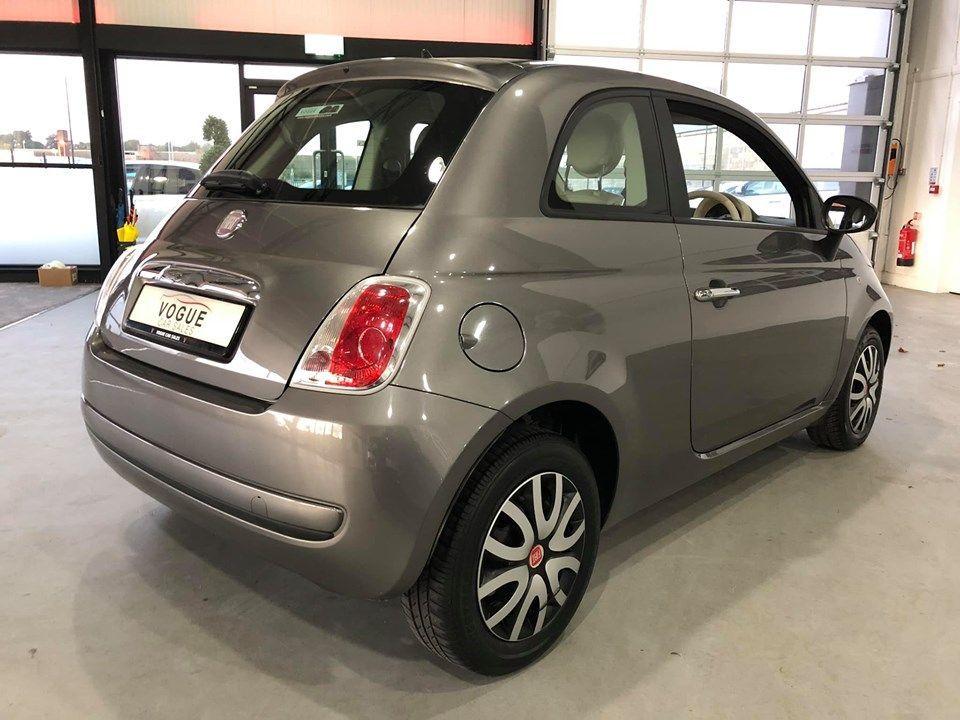 2010 Fiat 500 1.2 POP Petrol Manual  – Vogue Car Sales Derry City full
