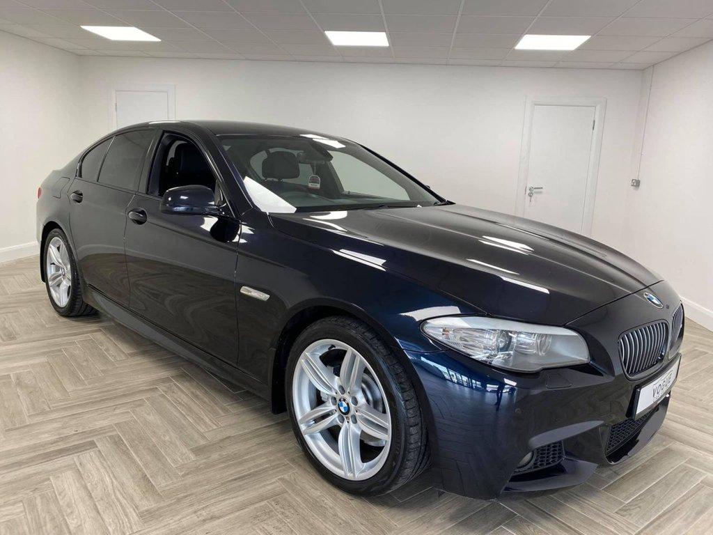 2011 BMW 5 Series X   2.0 520D M SPORT Diesel Automatic STUNNING CARBON BLACK – Vogue Car Sales Derry City
