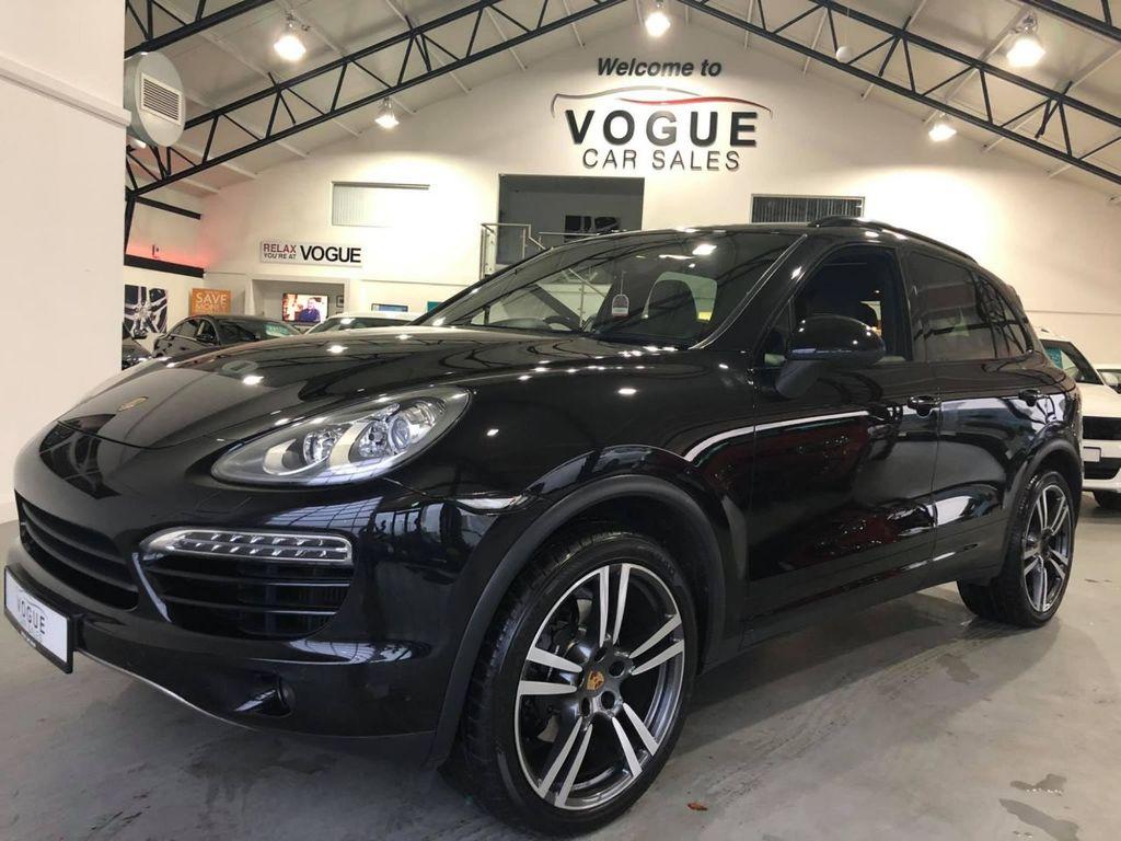2011 Porsche Cayenne 3.0 D V6 TIPTRONIC Diesel Automatic  – Vogue Car Sales Derry City