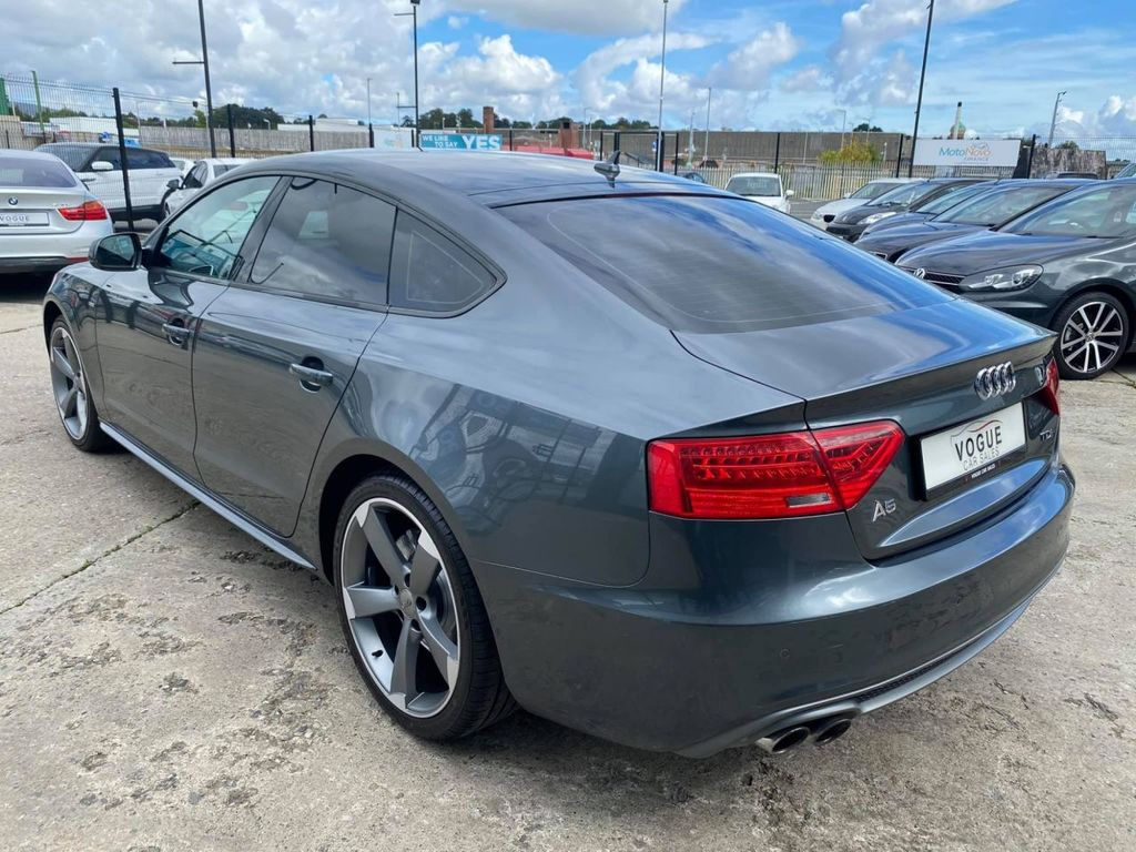 2012 Audi A5 2.0 TDI S LINE S/S Diesel Manual  – Vogue Car Sales Derry City full