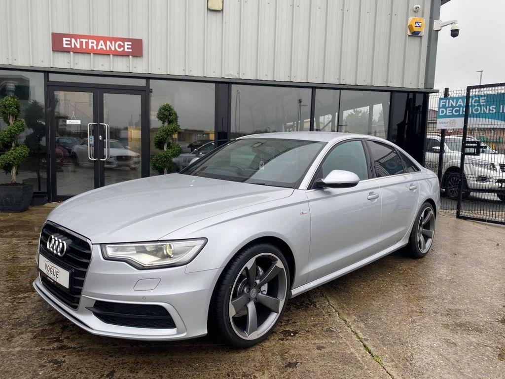2012 Audi A6 2.0 TDI S LINE Diesel Cvt  – Vogue Car Sales Derry City