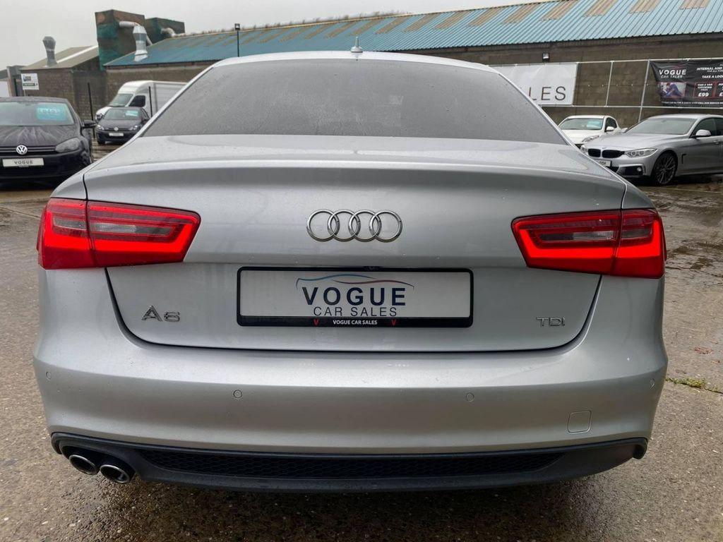 2012 Audi A6 2.0 TDI S LINE Diesel Cvt  – Vogue Car Sales Derry City full
