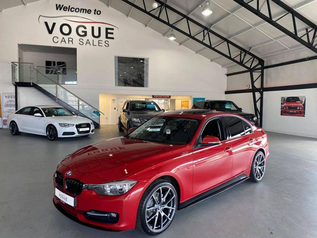 2012 BMW 3 Series 2.0 320D SPORT Diesel Automatic  – Vogue Car Sales Derry City