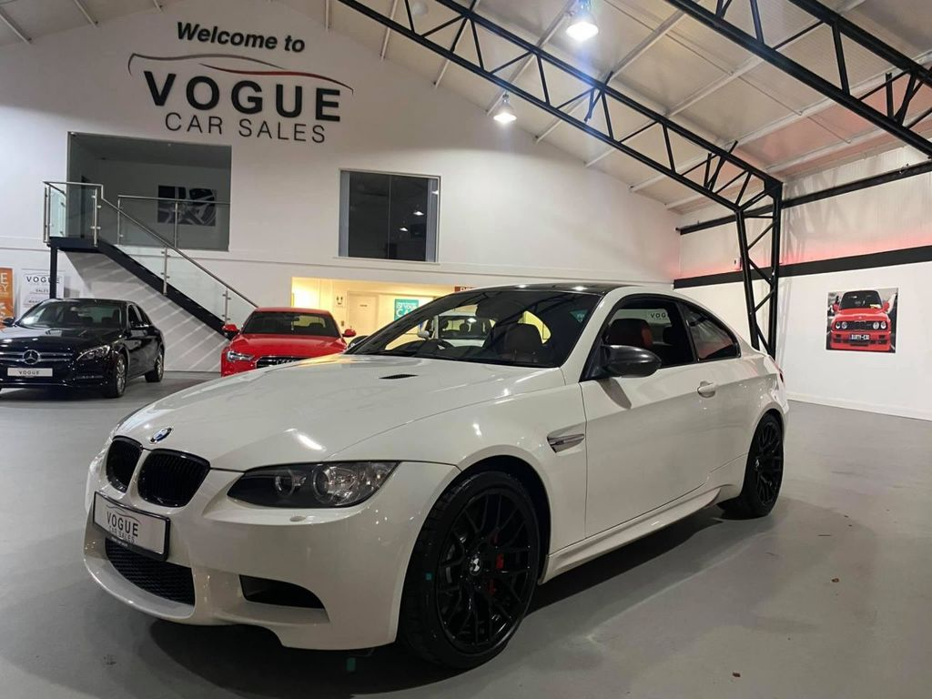 2012 BMW M3 4.0 Petrol Semi Auto  – Vogue Car Sales Derry City