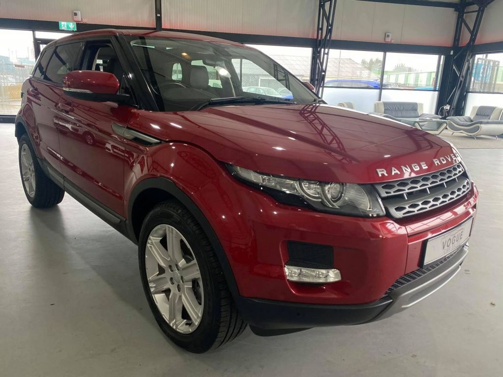 2012 Land Rover Range Rover Evoque 2.2 SD4 PURE Diesel Automatic  – Vogue Car Sales Derry City full