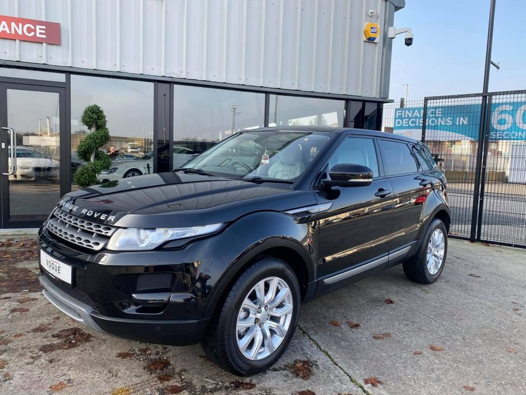 2012 Land Rover Range Rover Evoque 2.2 SD4 PURE TECH Diesel Automatic  – Vogue Car Sales Derry City full