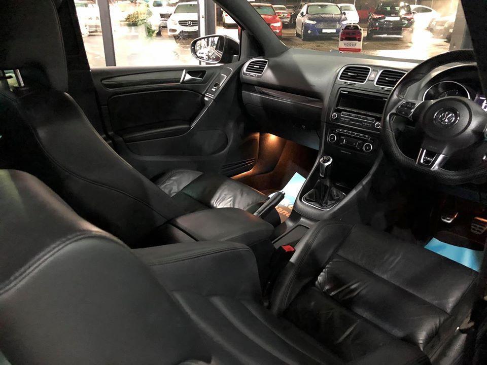 2012 Volkswagen Golf 2.0 GT TDI BLUEMOTION TECHNOLOGY DSG Diesel Semi Auto  – Vogue Car Sales Derry City full