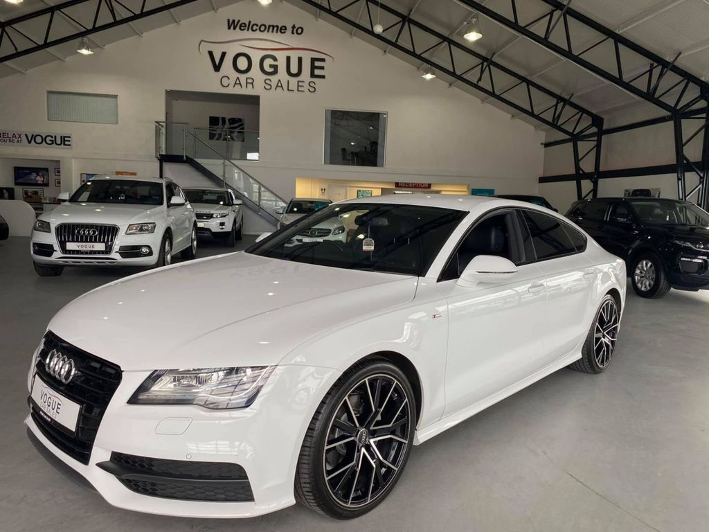2013 Audi A7 3.0 TDI S LINE Diesel Automatic  – Vogue Car Sales Derry City