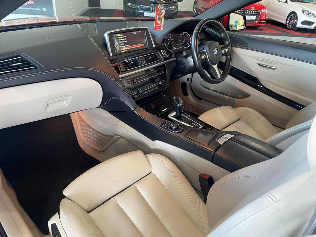 2013 BMW 6 Series P   3.0 640D M SPORT Diesel Automatic  – Vogue Car Sales Derry City full