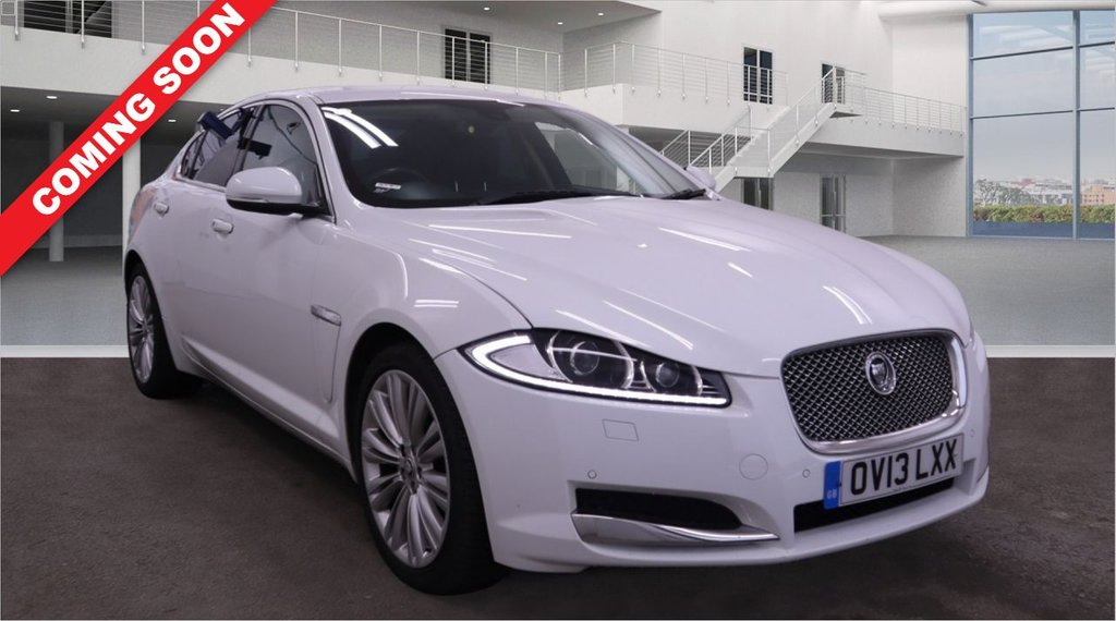 2013 Jaguar XF 2.2 D PORTFOLIO Diesel Automatic  – Vogue Car Sales Derry City full