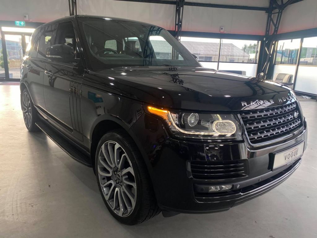 2013 Land Rover Range Rover 4.4 SDV8 VOGUE SE Diesel Automatic  – Vogue Car Sales Derry City full