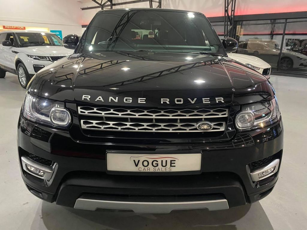 2013 Land Rover Range Rover Sport 3.0 SDV6 HSE Diesel Automatic  – Vogue Car Sales Derry City full