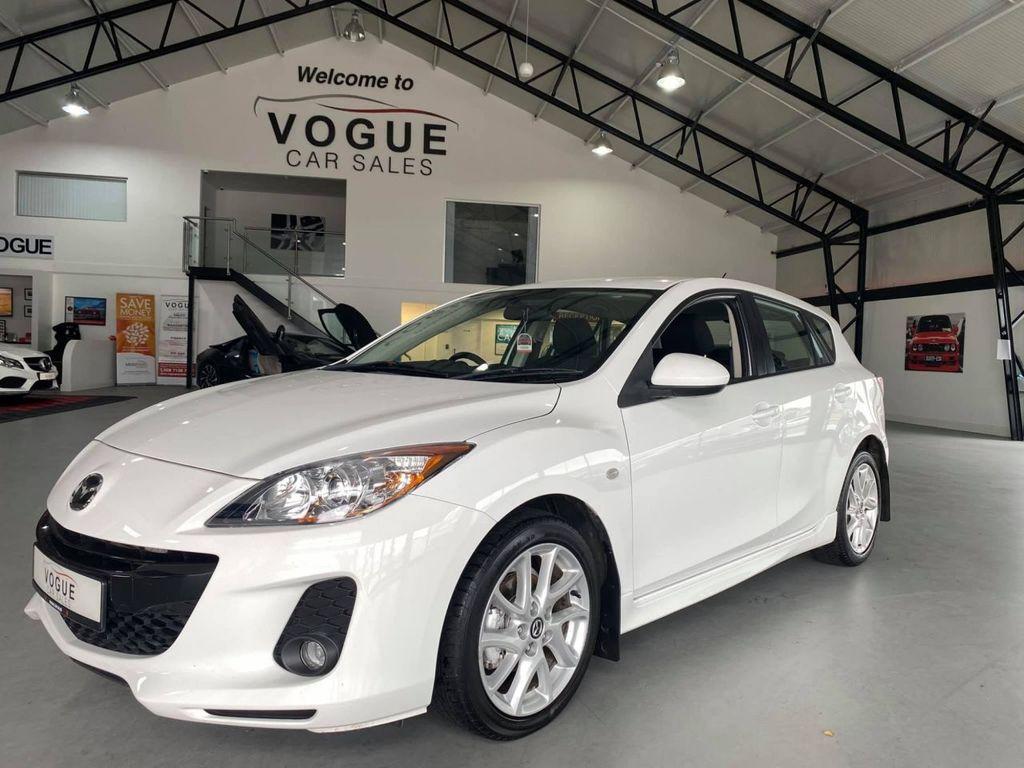 2013 Mazda 6 3 1. TAMURA D Diesel Manual  – Vogue Car Sales Derry City