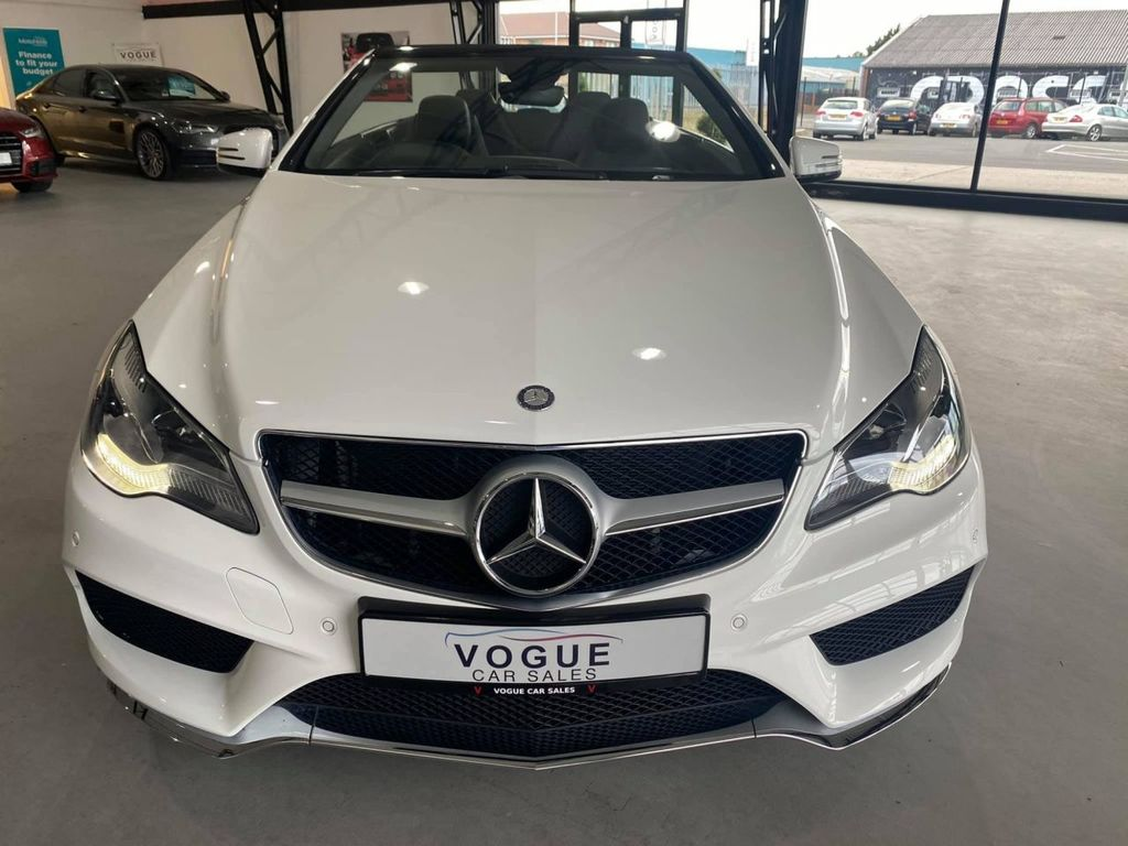 2013 Mercedes-Benz E Class E-CLASS 2.1 E220 CDI AMG SPORT Diesel Automatic  – Vogue Car Sales Derry City full