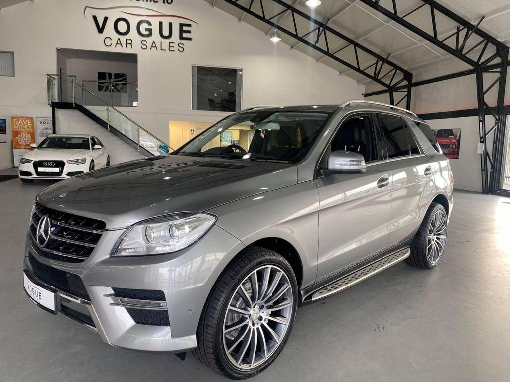 2013 Mercedes-Benz M Class M-CLASS 3.0 ML350 BLUETEC AMG SPORT Diesel Automatic  – Vogue Car Sales Derry City