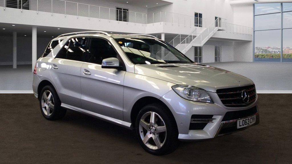 2013 Mercedes-Benz M Class M-CLASS 2.1 ML250 BLUETEC AMG SPORT Diesel Automatic  – Vogue Car Sales Derry City full