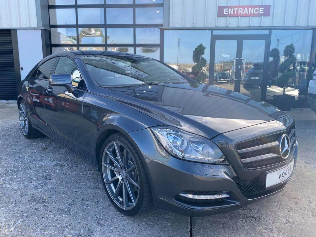2013 Mercedes-Benz S Class CLS-CLASS 2.1 CLS250 CDI BLUEEFFICIENCY Diesel Automatic  – Vogue Car Sales Derry City
