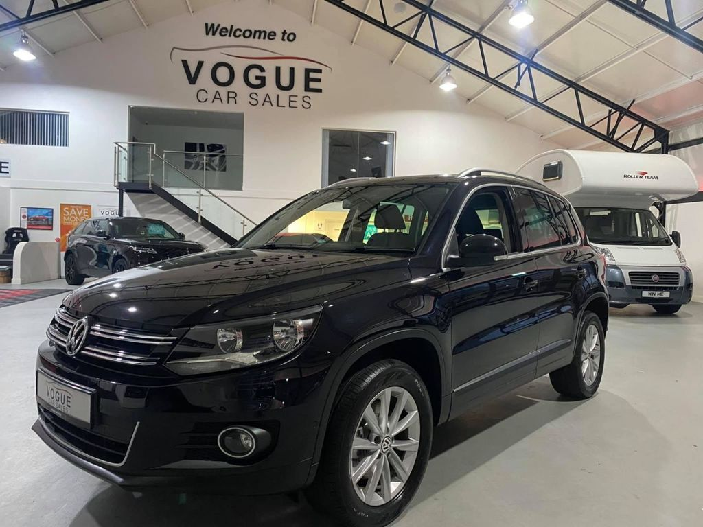 2013 Volkswagen Tiguan 2.0 SE TDI BLUEMOTION TECHNOLOGY 4MOTION DSG Diesel Semi Auto  – Vogue Car Sales Derry City