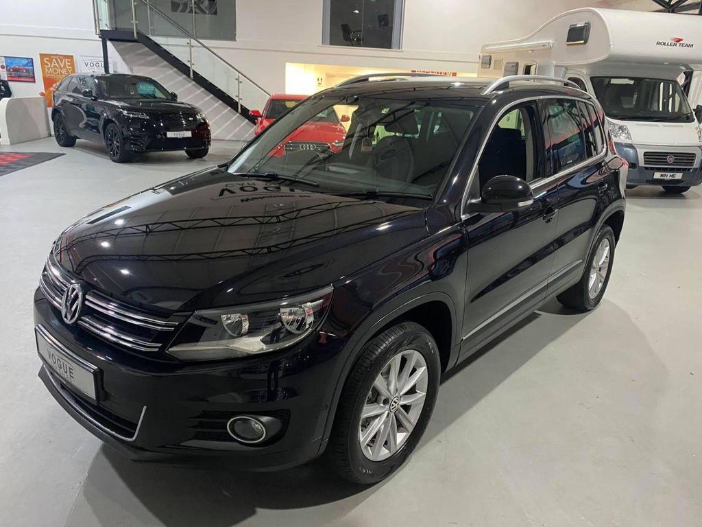 2013 Volkswagen Tiguan 2.0 SE TDI BLUEMOTION TECHNOLOGY 4MOTION DSG Diesel Semi Auto  – Vogue Car Sales Derry City full