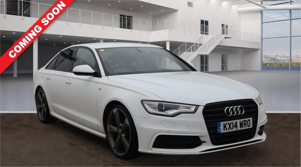 2014 Audi A6 2.0 TDI BLACK EDITION Diesel Manual  – Vogue Car Sales Derry City
