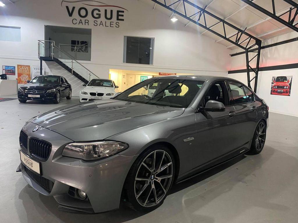2014 BMW 5 Series 2.0 520D M SPORT Diesel Automatic  – Vogue Car Sales Derry City