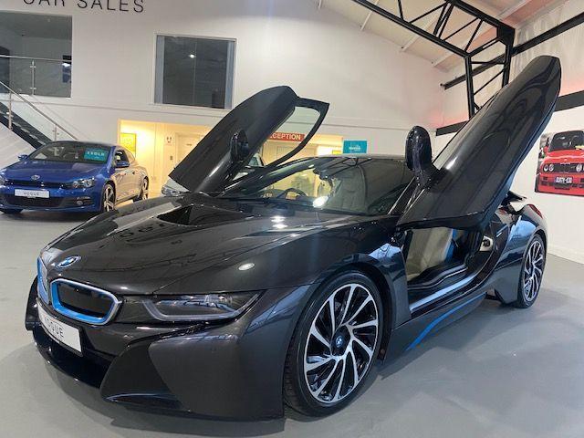 2014 BMW i8 1.5 Hybrid Electric Automatic  – Vogue Car Sales Derry City