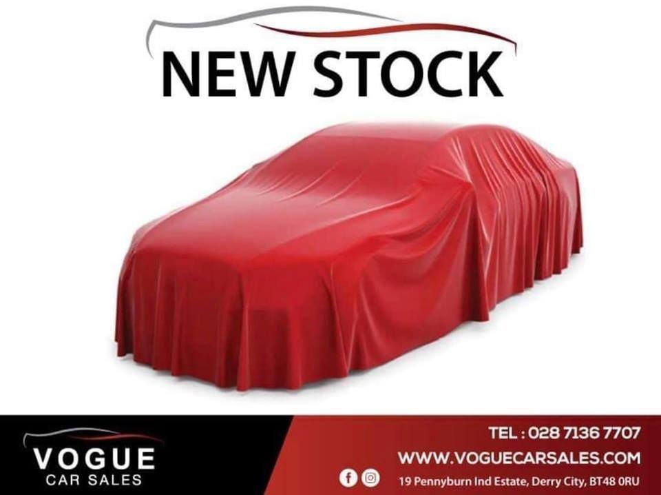 2014 Ford Focus 1.6 ZETEC Petrol Manual  – Vogue Car Sales Derry City