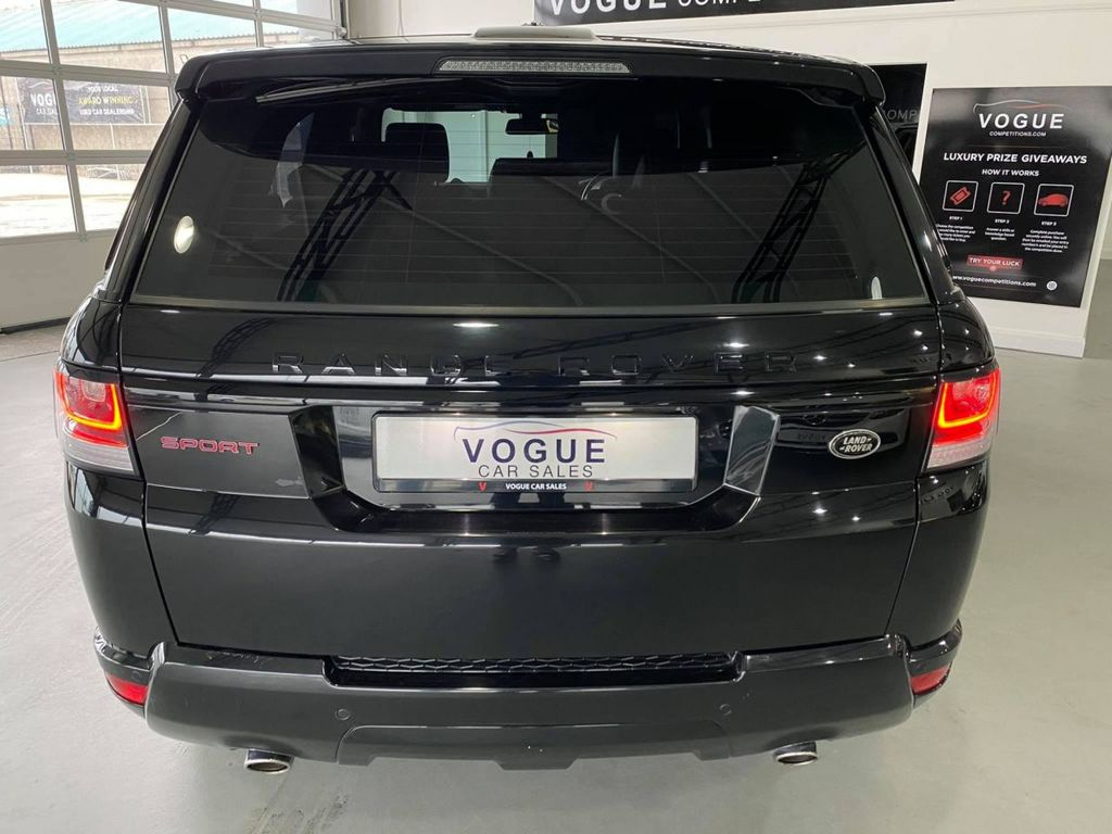 2014 Land Rover Range Rover Sport 3.0 SDV6 HSE DYNAMIC Diesel Automatic  – Vogue Car Sales Derry City full