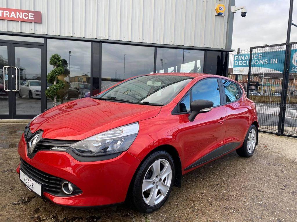 2014 Renault Clio 1.5 EXPRESSION PLUS ENERGY DCI S/S Diesel Manual  – Vogue Car Sales Derry City