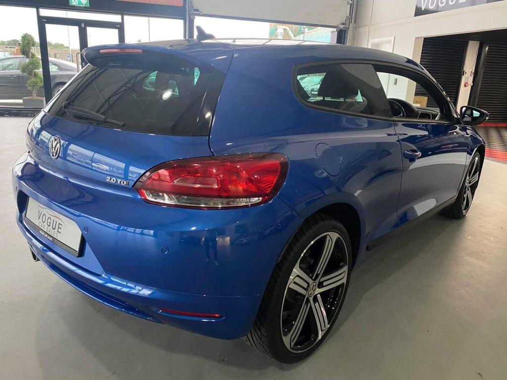 2014 Volkswagen Scirocco 2.0 GT TDI Diesel Manual  – Vogue Car Sales Derry City full