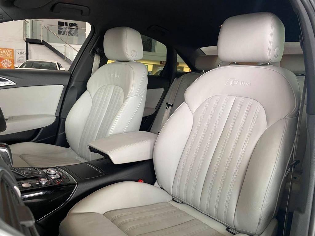 2015 Audi A6 3.0 TDI QUATTRO BLACK EDITION Diesel Automatic  – Vogue Car Sales Derry City full
