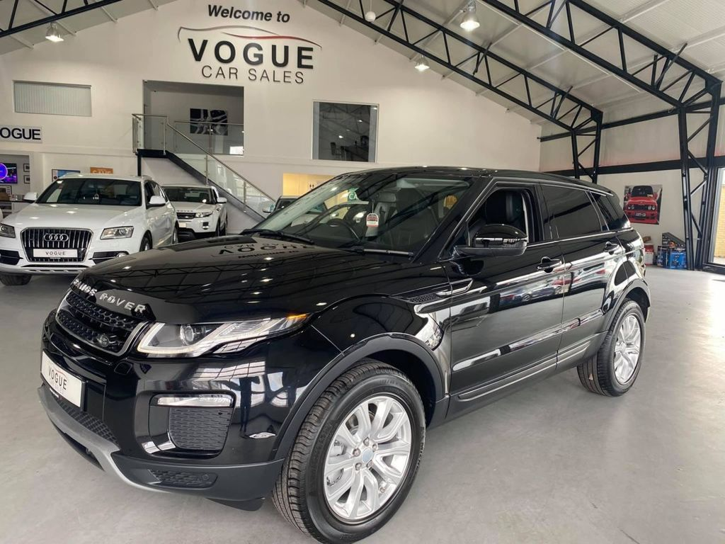 2015 Land Rover Range Rover Evoque 2.0 TD4 SE TECH Diesel Manual  – Vogue Car Sales Derry City