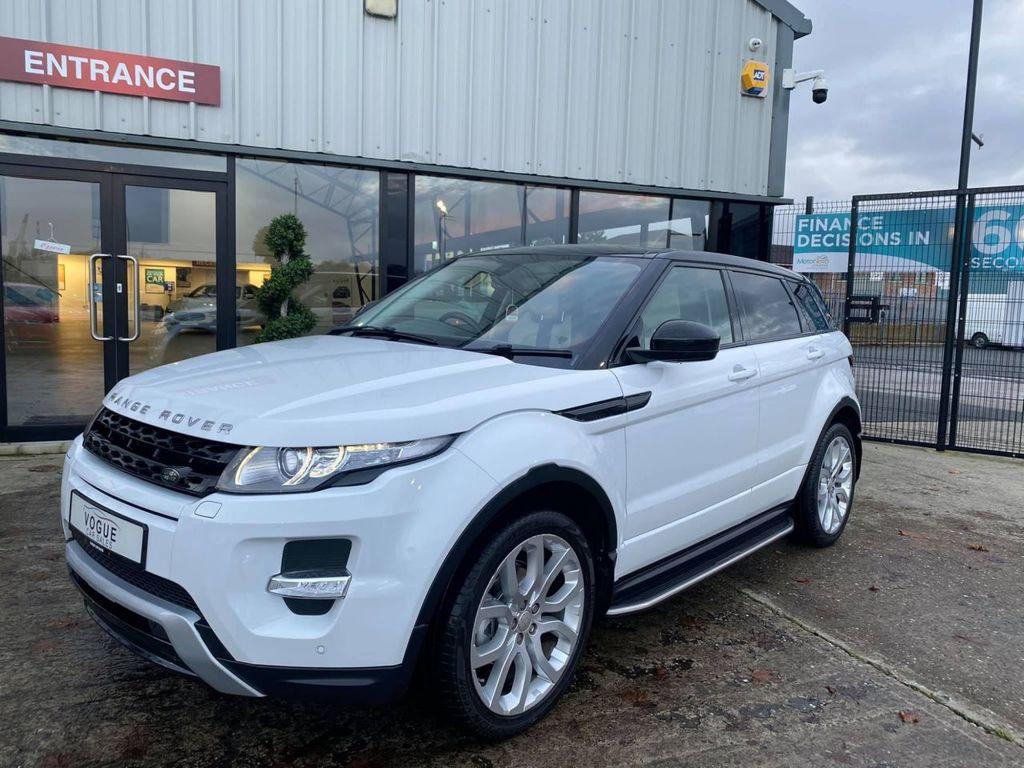 2015 Land Rover Range Rover Evoque 2.2 SD4 DYNAMIC Diesel Other  – Vogue Car Sales Derry City